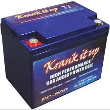 krank it up, power cells, car stereo batteries
